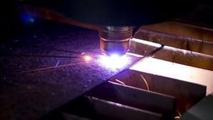 Ciecie laserem - obróbka plastyczna